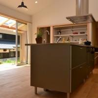 キッチンと住む家 TOYO KITCHEN STYLE