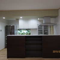 after    Panasonic System Kitchen