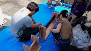 木工教室 塗装編 1